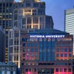 Victoria University of New Zealand skyline