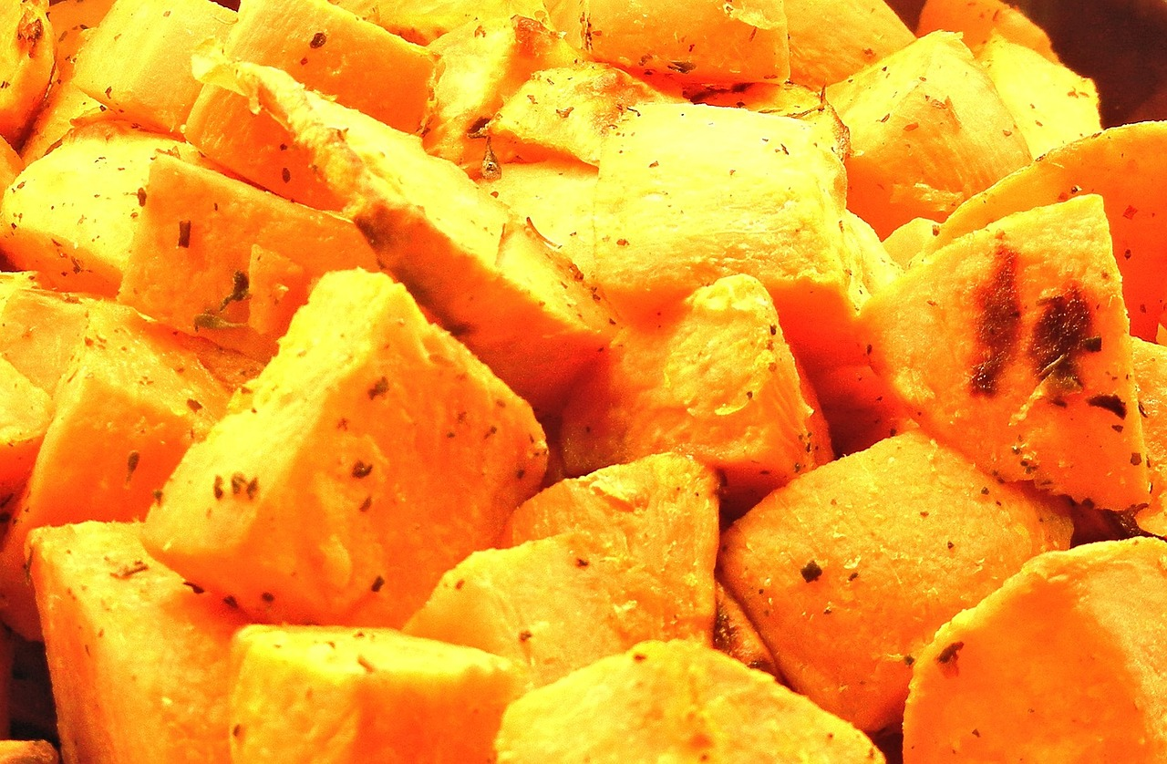 spicy-baked-sweet-potatoes