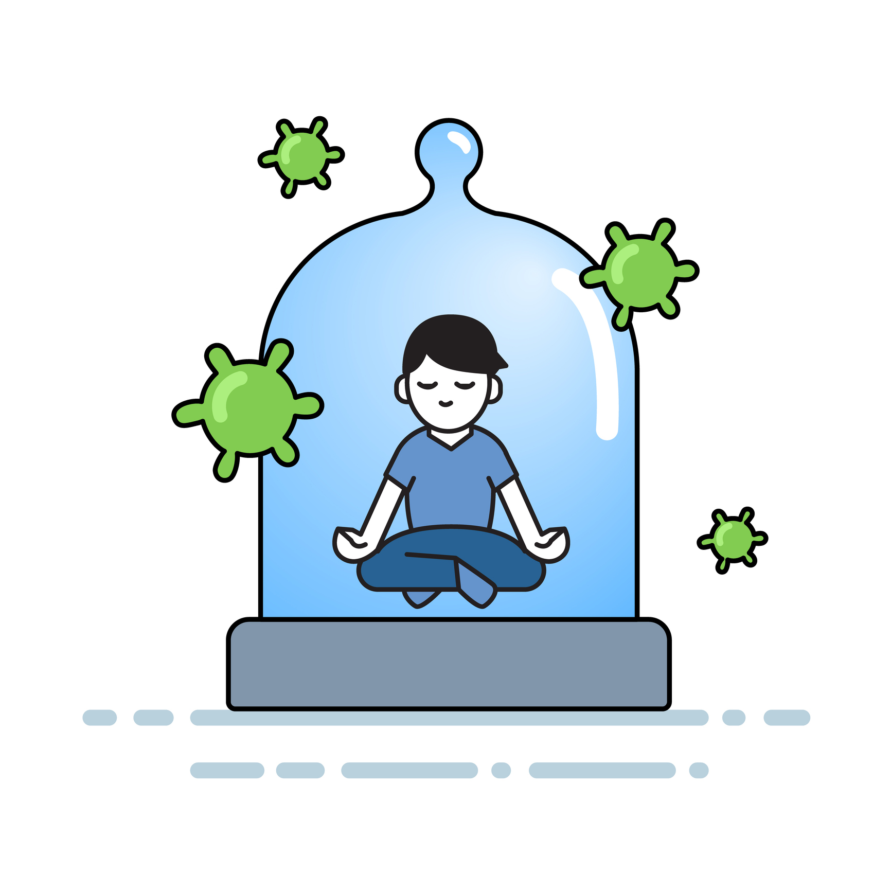 top-10-tips-to-keep-mindfulness-practices-at-home